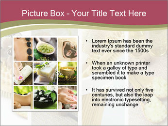 Spa Collage PowerPoint Template - Slide 13