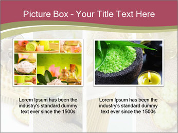 Spa Collage PowerPoint Template - Slide 18
