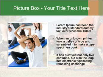 Fitness instructor PowerPoint Template - Slide 13