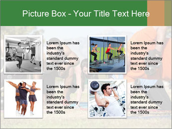 Fitness instructor PowerPoint Template - Slide 14