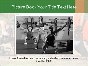 Fitness instructor PowerPoint Template - Slide 16