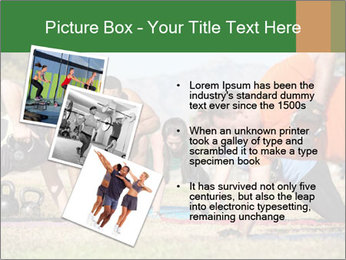 Fitness instructor PowerPoint Template - Slide 17