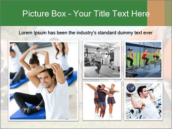 Fitness instructor PowerPoint Template - Slide 19