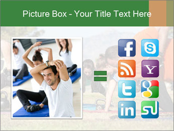 Fitness instructor PowerPoint Template - Slide 21