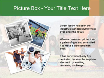Fitness instructor PowerPoint Template - Slide 23