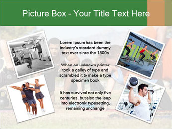 Fitness instructor PowerPoint Template - Slide 24
