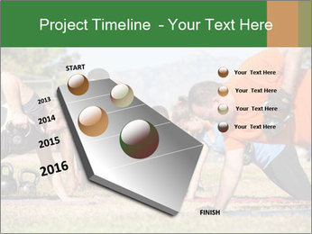 Fitness instructor PowerPoint Template - Slide 26