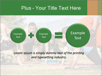 Fitness instructor PowerPoint Template - Slide 75