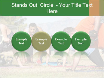 Fitness instructor PowerPoint Template - Slide 76