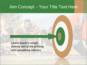 Fitness instructor PowerPoint Template - Slide 83