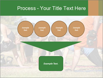 Fitness instructor PowerPoint Template - Slide 93