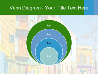 Bright colors of Caminito street PowerPoint Template - Slide 34