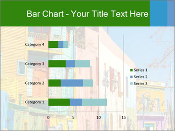 Bright colors of Caminito street PowerPoint Template - Slide 52