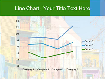 Bright colors of Caminito street PowerPoint Template - Slide 54