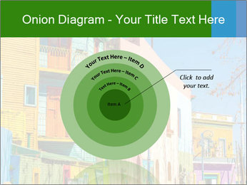 Bright colors of Caminito street PowerPoint Template - Slide 61