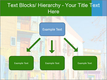 Bright colors of Caminito street PowerPoint Template - Slide 69