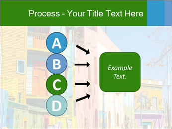 Bright colors of Caminito street PowerPoint Template - Slide 94