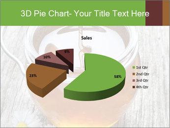 Honey falling PowerPoint Template - Slide 35