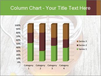 Honey falling PowerPoint Template - Slide 50