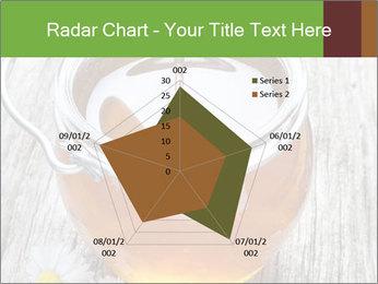 Honey falling PowerPoint Template - Slide 51