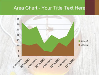 Honey falling PowerPoint Template - Slide 53