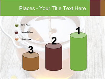 Honey falling PowerPoint Template - Slide 65