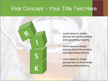 Honey falling PowerPoint Templates - Slide 81