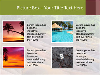Mauritius island PowerPoint Template - Slide 14