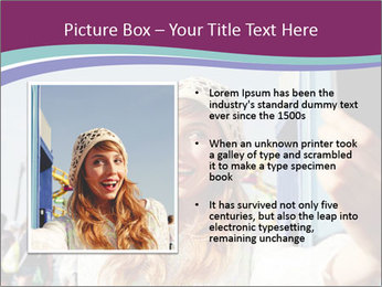 Selfie PowerPoint Template - Slide 13