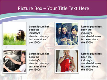 Selfie PowerPoint Template - Slide 14