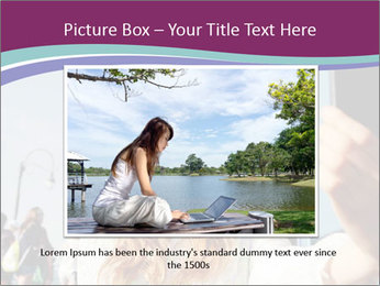 Selfie PowerPoint Template - Slide 15