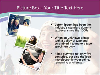 Selfie PowerPoint Template - Slide 17