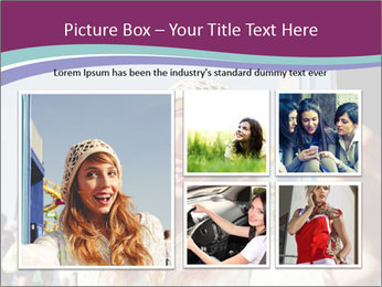 Selfie PowerPoint Template - Slide 19