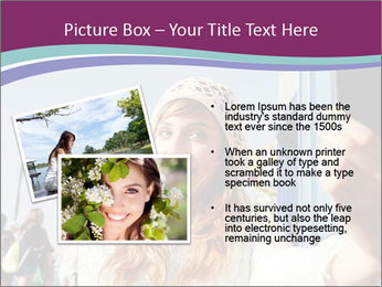 Selfie PowerPoint Template - Slide 20