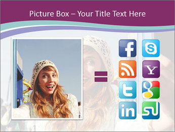 Selfie PowerPoint Template - Slide 21