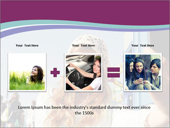 Selfie PowerPoint Template - Slide 22
