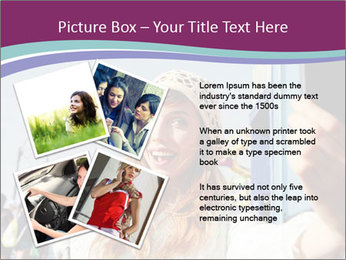 Selfie PowerPoint Template - Slide 23