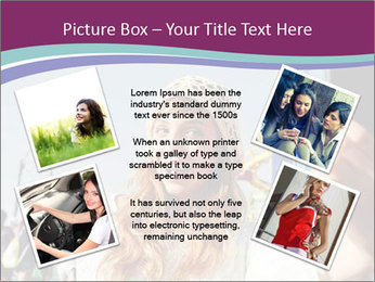 Selfie PowerPoint Template - Slide 24