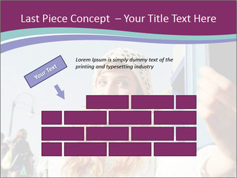 Selfie PowerPoint Template - Slide 46