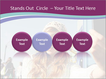 Selfie PowerPoint Template - Slide 76