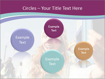 Selfie PowerPoint Template - Slide 77