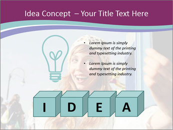 Selfie PowerPoint Template - Slide 80