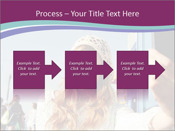 Selfie PowerPoint Template - Slide 88