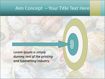 Ukrainian Easter egg PowerPoint Template - Slide 83