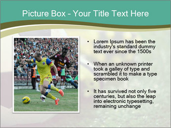 Football shoes PowerPoint Templates - Slide 13