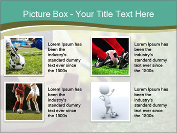 Football shoes PowerPoint Templates - Slide 14
