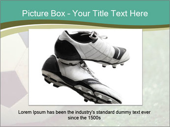Football shoes PowerPoint Templates - Slide 15