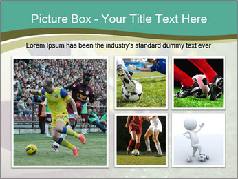 Football shoes PowerPoint Templates - Slide 19