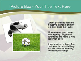 Football shoes PowerPoint Templates - Slide 20