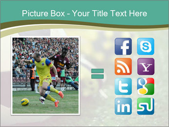 Football shoes PowerPoint Templates - Slide 21